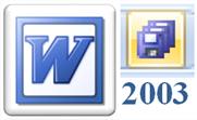 Enregistrer simultanément tous les documents ouverts - word 2003