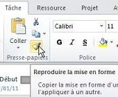 MS Office : Reproduire la mise en forme