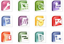 Contenu de la Suite MS Office