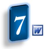 Initiation à MS Word : Les 7 méthodes de sélection d'un texte